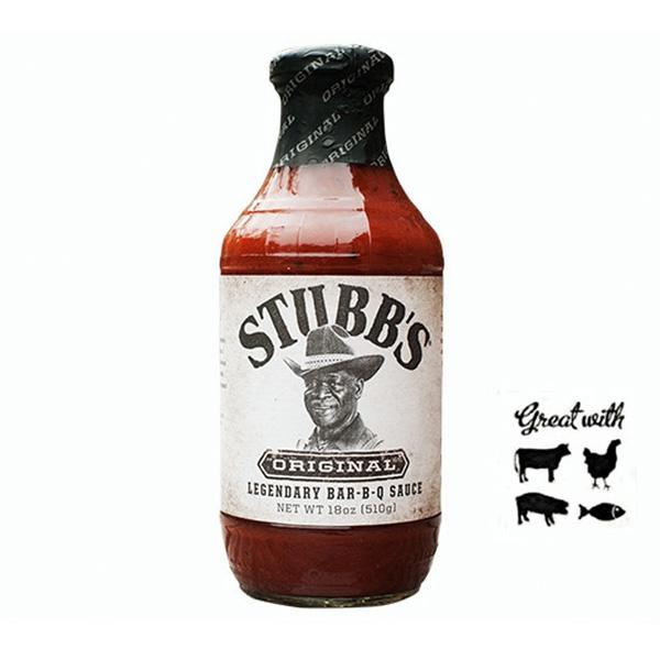 Σάλτσα Stubb's Original Bar-B-Q