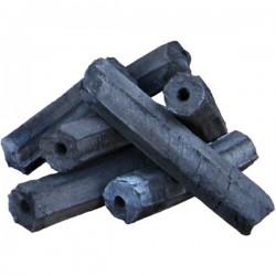 Κάρβουνα Μπρικέτες με Τρύπα 10kg