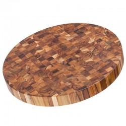 Ξύλο Κοπής & Σερβιρίσματος 45.7 x 5.1 εκ. | TEAKHAUS Butcher Block