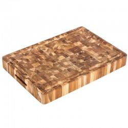 Ξύλο Κοπής & Σερβιρίσματος 50.8 x 35.6 x 6.4 εκ. | TEAKHAUS Butcher Block
