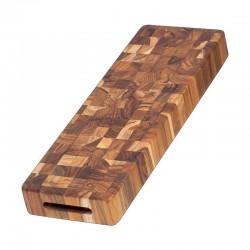 Ξύλο Κοπής & Σερβιρίσματος 45.7 x 15.2 x 5.1 εκ. | TEAKHAUS Butcher Block
