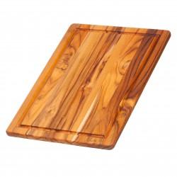 Ξυλό Κόπης & Σερβιρίσματος 40 x 27.4 x 1.4 εκ. | TEAKHAUS Essential