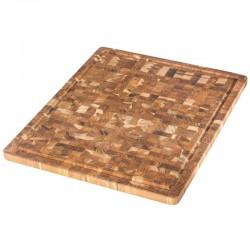 Ξύλο Κοπής & Σερβιρίσματος 45.7 x 25.5 x 2.5 εκ. | TEAKHAUS Scandi