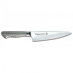 Μαχαίρι Deba 17 Εκατ. Μονοκόμματο με Ανοξείδωτη Λαβή Tojiro-Pro Dp Cobalt
