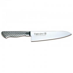 Μαχαίρι Σεφ 21 Εκατ. Μονοκόμματο με Ανοξείδωτη Λαβή Tojiro-Pro Dp Cobalt