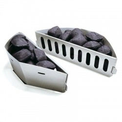 Καλάθια για Κάρβουνα Weber
