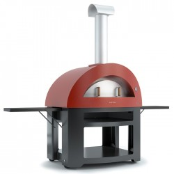 Ξυλόφουρνος Alfa Pizza Allegro - Red