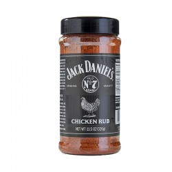 Jack Daniel's Chicken Rub 326gr