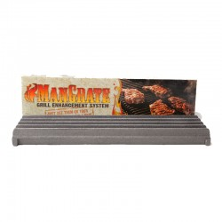 Μαντεμένια Σχάρα Mangrate - 38.1 x 10.8 εκ.