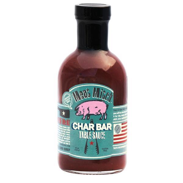 Σάλτσα Meat Mitch Char Bar Table Sauce BBQ Sauce