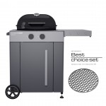 Outdoorchef Arosa 570 Grey Steel