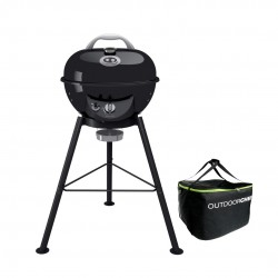 Outdoorchef Chelsea 420 G  Camping Set Black