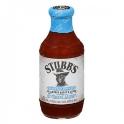 Σάλτσα Stubb's Simply Sweet Legendary Bar-B-Q Sauce Reduced Sugar