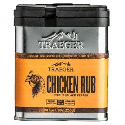 Traeger Chicken Rub 234gr
