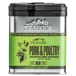 Traeger Pork & Poultry Rub 262gr