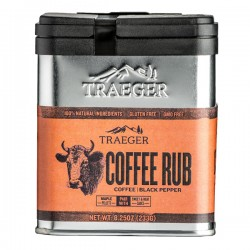 Traeger Coffee Rub 234gr