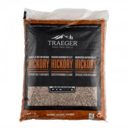 Traeger Pellet FSC Hickory (Αγριοκαρυδιά)