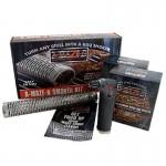 Δοχείο Καπνίσματος A-Maze-N Oval Smoker Kit Set 4τμχ