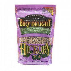 BBQ Delight Smoking pellets Hickory