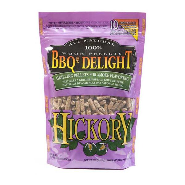 BBQ Delight Smoking pellets Hickory