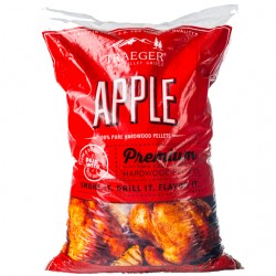 TRAEGER PELLET APPLE