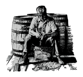 Jack Daniel's Whiskey Smoking pellets-BD-5001
